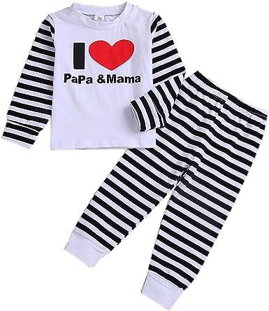2PCS Toddler Kids Baby Girls Clothes T-shirt Tops Tutu Dress Pants Outfits Set