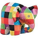 Rainbow Designs El1443Eléphant Elmer Peluche