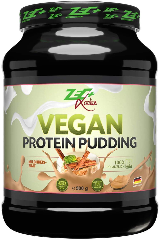 Zec+ Ladies Vegan Protein Pudding - 500 g