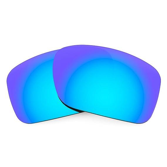 06b524a55b007 Revant Verres de rechange polarisés Bleu Glacier pour Oakley Turbine   Amazon.fr  Vêtements et accessoires