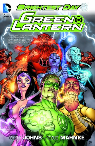 Green Lantern: Brightest Day (Green Lantern Graphic Novels - Graphics Green Edition