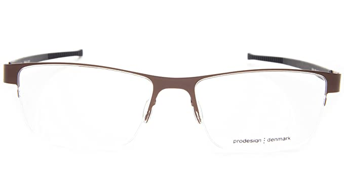 Amazon.com: NEW PRODESIGN DENMARK 6146 c.5031 BROWN EYEGLASSES FRAME ...