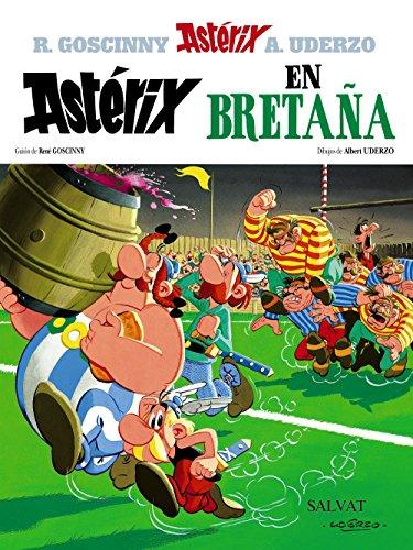Astérix en Bretaña (Castellano - A Partir De 10 Años - Astérix - La Colección Clásica) Albert Uderzo
