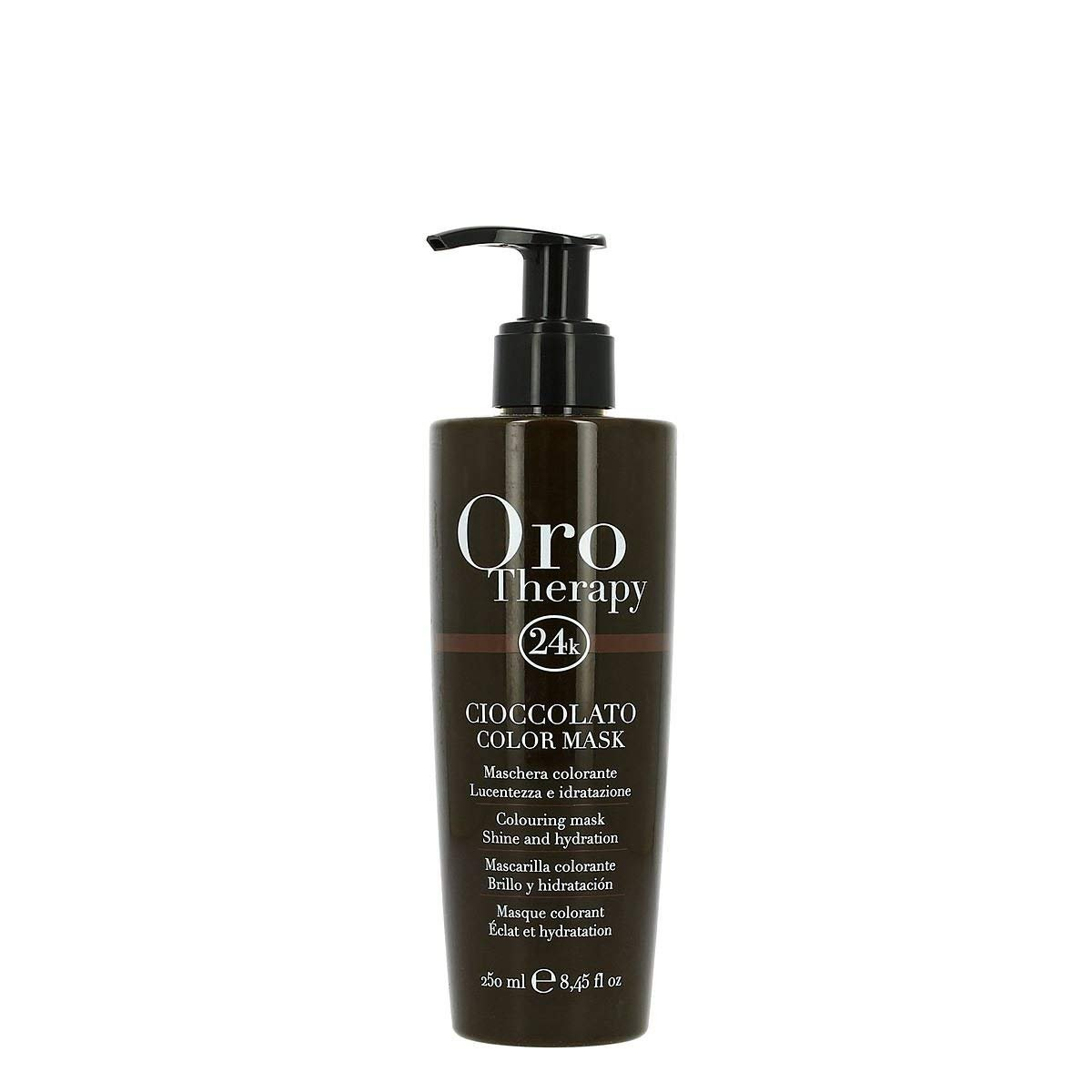 FANOLA Oro Therapy Farbmasken Anti-Yellow, 250 ml 1624