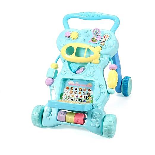Andador de bebe Baby Walker Multifuncional Baby Music Puzzle 6-7 ...