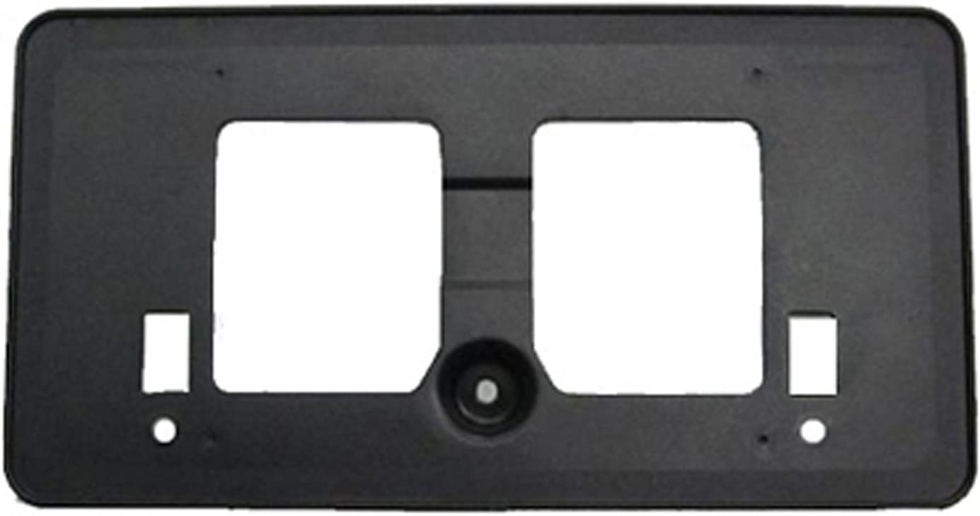 BB Auto New Front Bumper License Plate Mounting Bracket Holder OE Replacement for 2009-2011 HONDA CIVIC SEDAN//HYBRID HO1068111 71145SNAA50