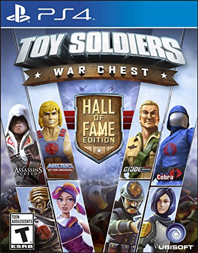 - Toy Soldiers: War Chest - Hall Of Fame Edition (Playstation 4) Brand new