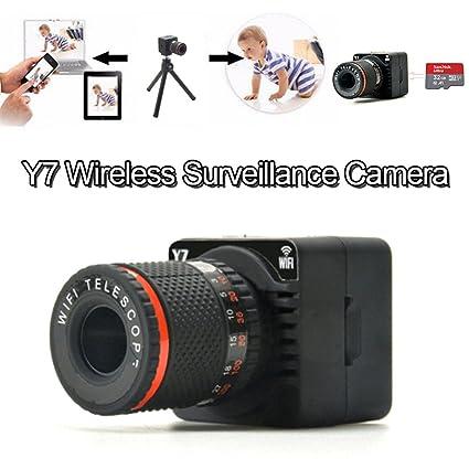 Cámara de seguridad, bloomma HD 720P cámara digital WiFi Cámara de vigilancia sin hilos 8.0
