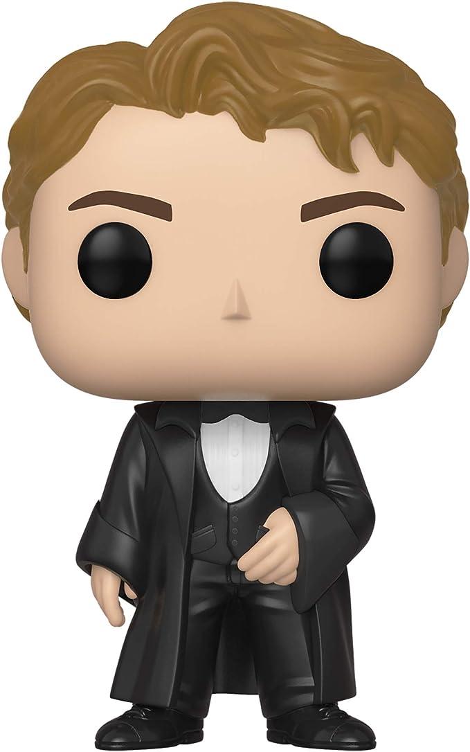 Funko Pop! Figura De Vinil Harry Potter - Cedric Diggory (Yule): Amazon.es: Juguetes y juegos