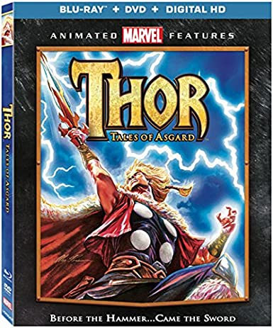Thor: Tales of Asgard [Bluray] [Blu-ray]