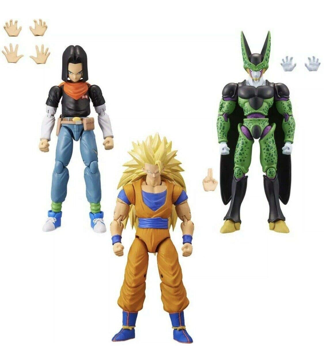 Amazon Com Dragon Ball Super Dragon Stars Wave 10 Set Of 3