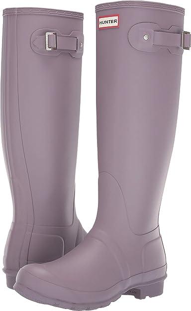 9d566d697 Amazon.com   Hunter Women's Original Tall Rain Boots   Rain Footwear