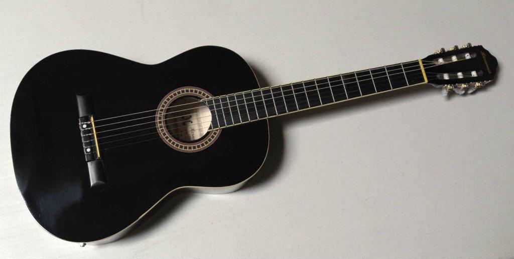 39'' Classic Electric Nylon String Guitar