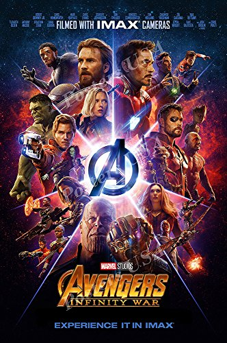 Posters USA Marvel Avengers Infinity War Movie Poster GLOSSY