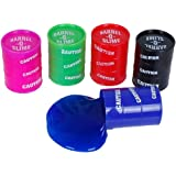 Colored Barrel Of Slime Six Different Colors Of Barrel of Slime,.Toy:BOS6