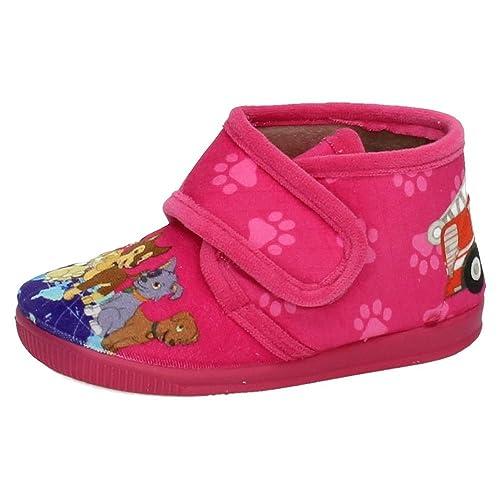 VULCA-BICHA 1083 Perritos Patrulla NIÑA Zapatillas CASA: Amazon.es: Zapatos y complementos