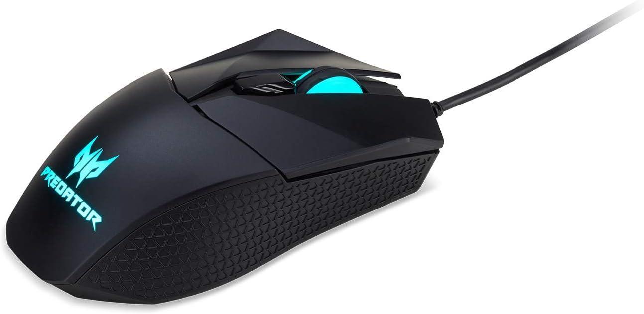 Acer Predator Cestus 300 Gaming Maus Schwarz Computer Zubehör