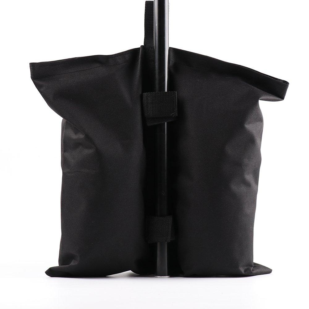 Xueliee Heavy Duty gazebo peso Sands bag kit 1 Pcs