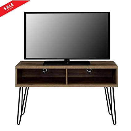 Amazon Com Industrial Tv Stand Console Storage Tv Coffee