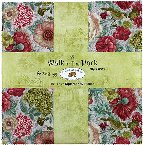 ro-gregg-a-walk-in-the-park-10-squares-42-10-inch-squares-layer-cake-paintbrush-studio