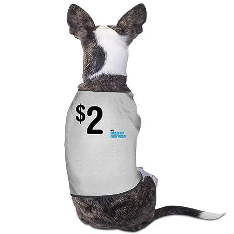 Los refugiados Classic Impreso perro ropa perro Jersey ...