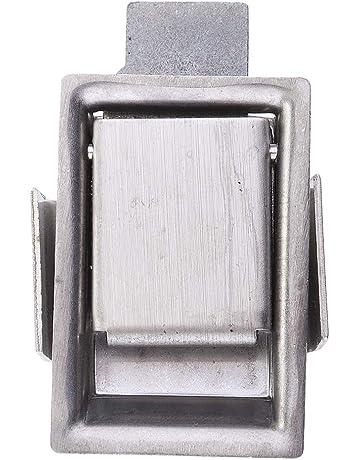 B Blesiya Cerradura de Paleta Mini Flush Acero Inoxidable de Seguridad para Barco Duro