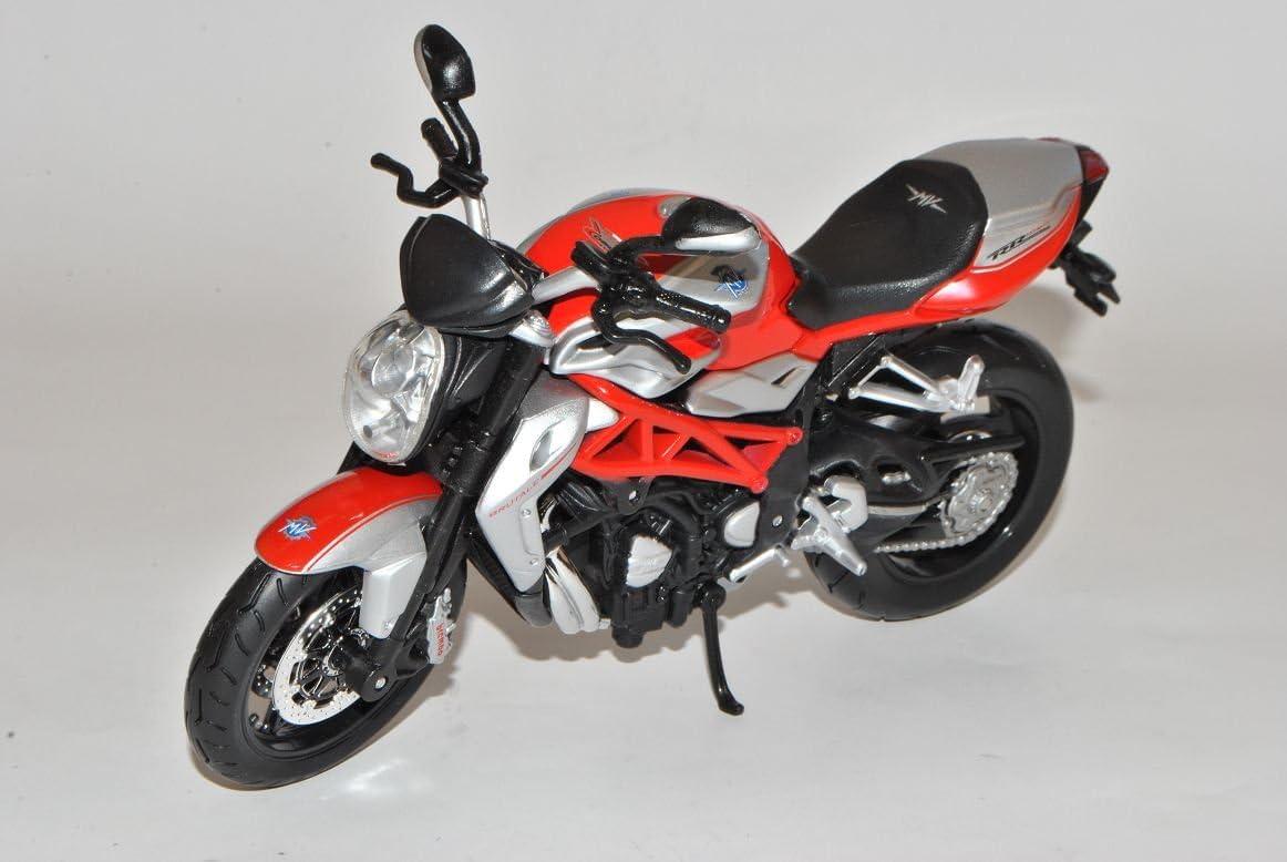 MAISTO MOTORRAD MODELL 1:12 MV AGUSTA BRUTALE 1090 R