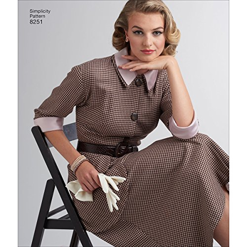 1950 dress patterns - 6