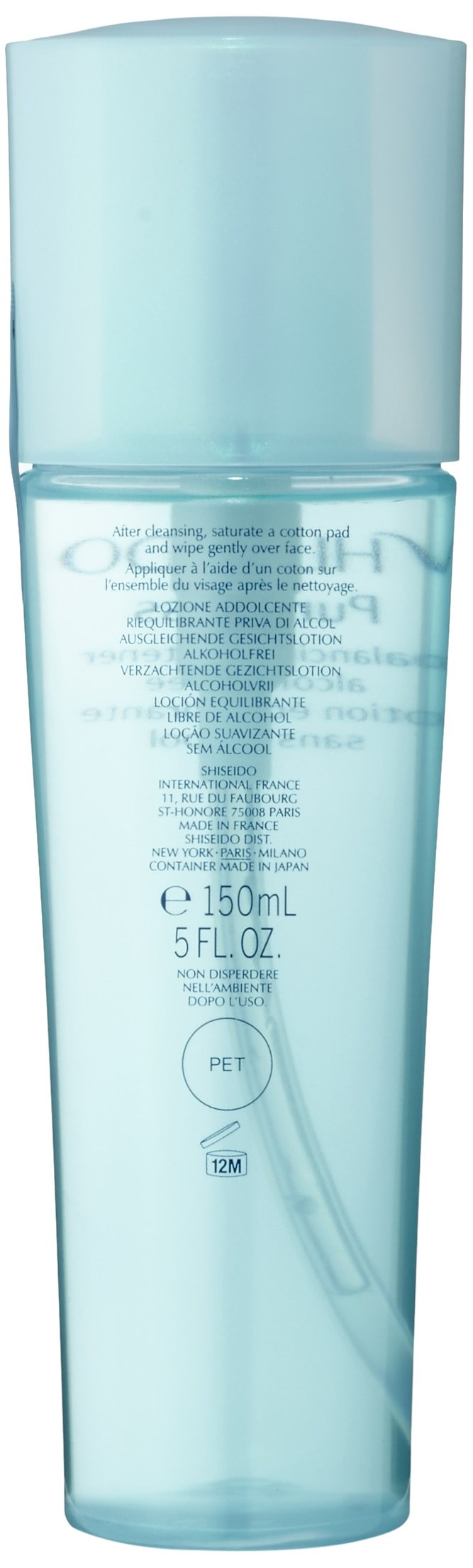 Shiseido Pureness Balancing Softener for Unisex, 5 Ounce by Shiseido (Image #5)