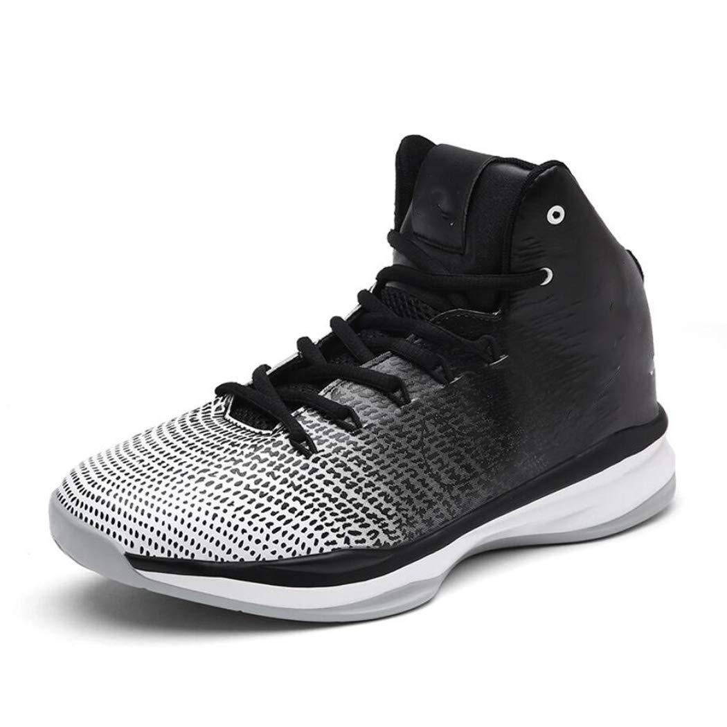 Zxcvb High-top Basketball Schuhe Paar Modelle Outdoor Sports Jugend Feld Stiefel Rutschfeste Verschleißfeste Laufschuhe