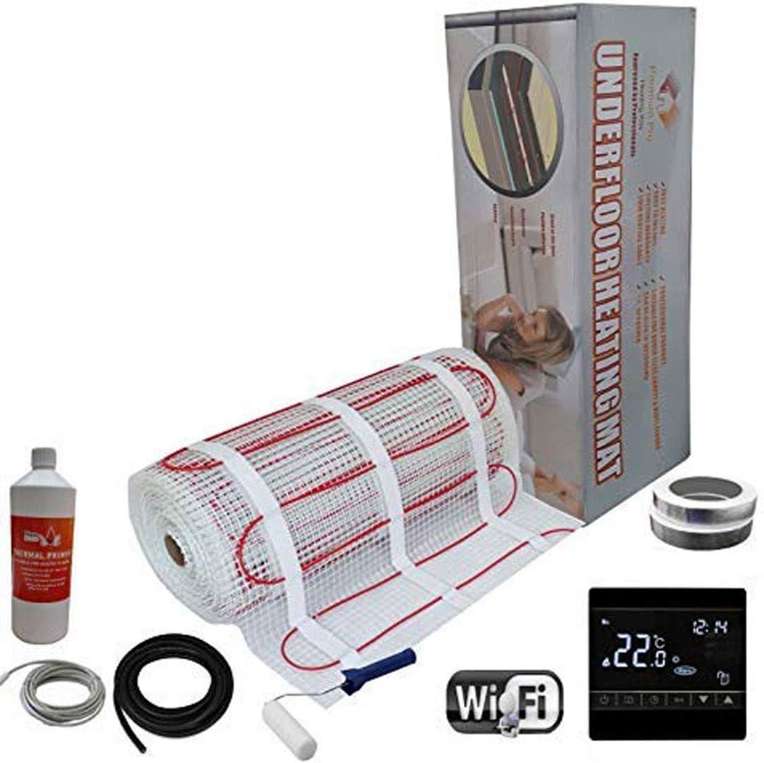 Nassboards Premium Pro Kit Di Riscaldamento Elettrico A Pavimento Pro Elite 150w 1.5m2