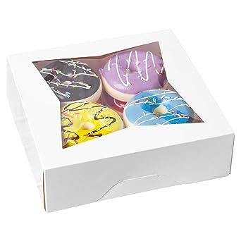 15 unidades] cajas de pasteles de 8 pulgadas, una más cajas de ...