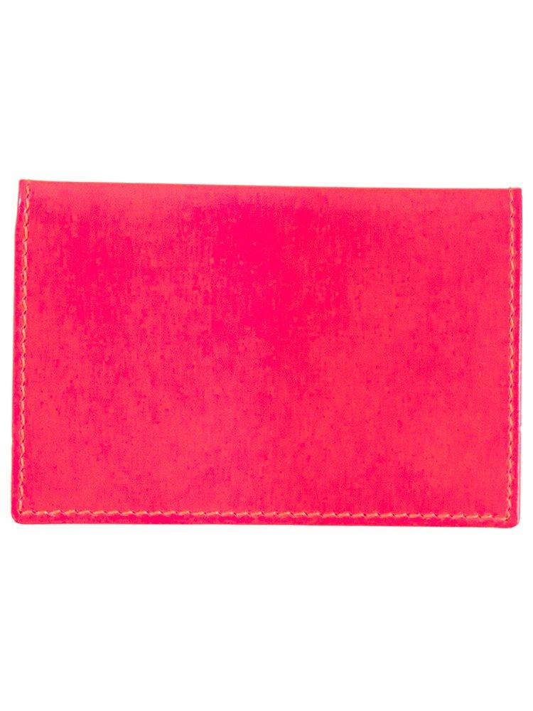 (コムデギャルソン) COMME des GARCONS カードケース SUPER FLUO SA6400SF [並行輸入品] B0723GXRVJ ピンク ピンク