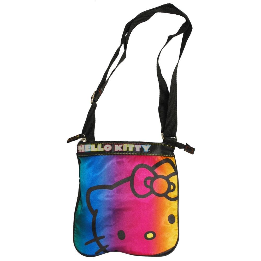 Hello Kitty Rainbowクロスボディバッグ   B00NDFN6G4