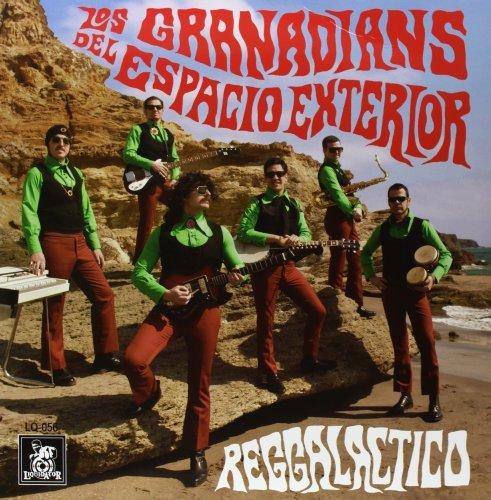 Los Granadians Del Espacio Exterior [12 inch Analog]                                                                                                                                                                                                                                                    <span class=