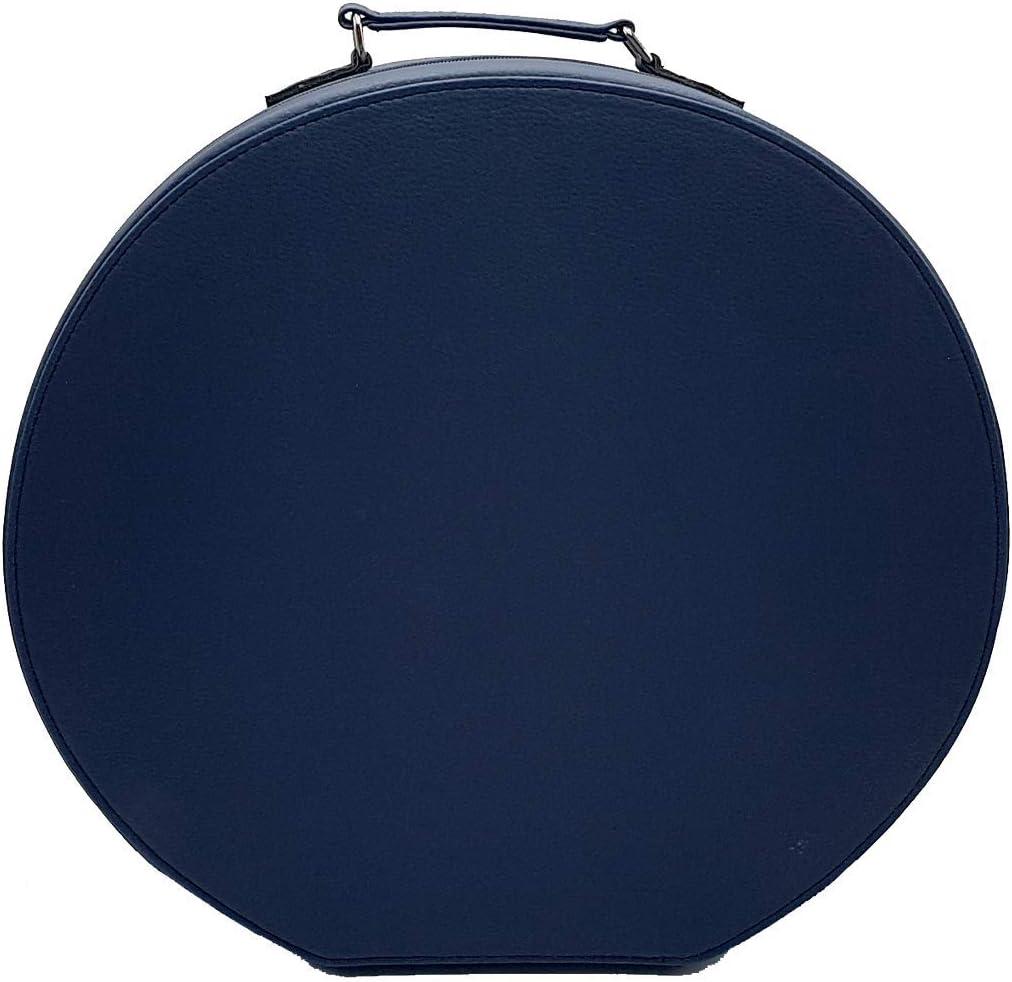 Sombrerera Fabricada en polipel de Primera Calidad,Resistente y práctica.Disponoble (Azul)