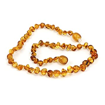 Image result for amber teething necklace