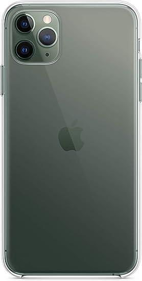 Image ofApple Funda Transparente (para el iPhone 11 Pro MAX)