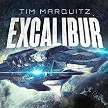 Excalibur Audiobook by Tim Marquitz Narrated by Noah Michael Levine