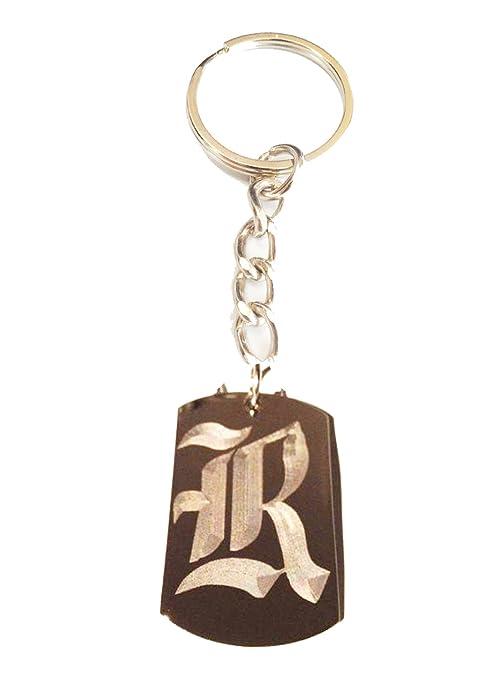 Amazon.com: Nombre carta inicial R Inglés Antiguo Font ...