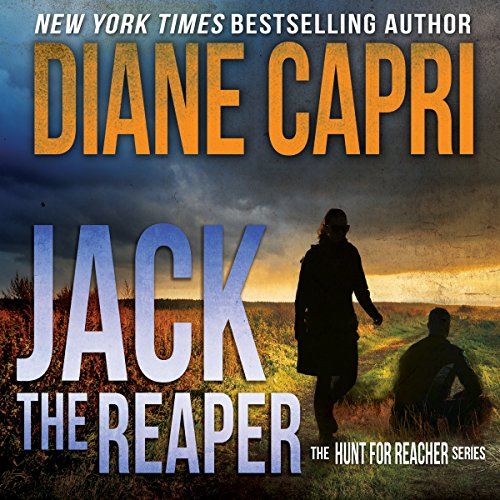 Jack the Reaper: The Hunt for Jack Reacher Series, Book 8