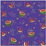 Karen Foster Design Scrapbooking Paper, 25 Sheets, Watermelon Retro, 12 x 12''