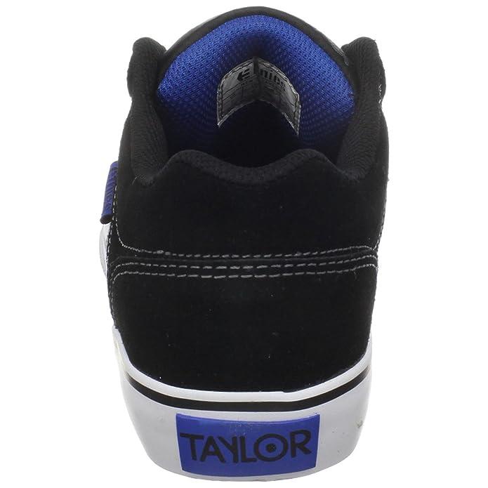 Amazon.com: Etnies Mens M. Taylor Skate Shoe,Black/Grey,10.5 M US: Shoes