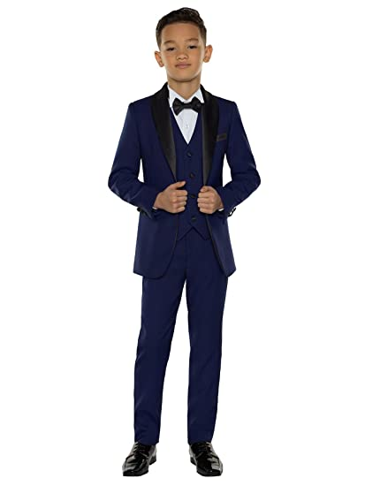 25095839cbfb Paisley of London Boys Tuxedo, Boys Dinner Suit, Boys Prom Suits, 12 ...