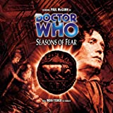 Front cover for the book Doctor Who - Seasons of Fear by Paul Cornell