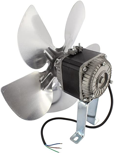 Europart Universal Frigorífico Motor de ventilador y Kit de soporte de ...