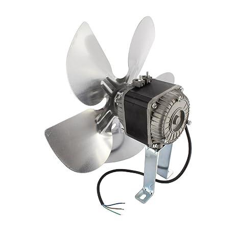 Europart Universal Frigorífico Motor de ventilador y Kit de ...