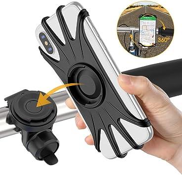 Handyhalterung Fahrrad Abnehmbar 360 Verstellbare Elektronik