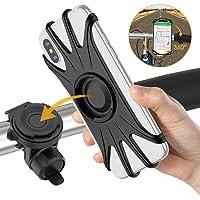 VUP uchwyt na telefon komórkowy do roweru i motocykla, kompatybilny z iPhone 8 X Xr Xs Max Samsung S9+ S10+ plus, kolor…