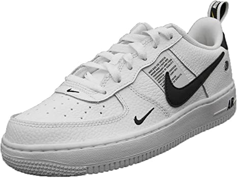 Nike Air Force 1 Lv8 Utility (Gs), Scarpe da Fitness